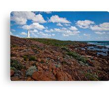 Cape Leeuwin Lighthouse Canvas Print