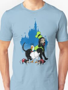 pets of the Magic kingdom T-Shirt