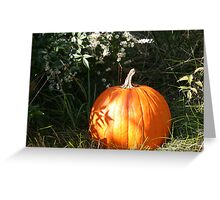 Season of Harvest 4 Greeting Card
