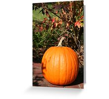 Season of Harvest 3 Greeting Card