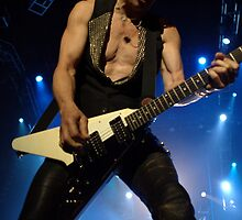 Scorpions Rudolph Schenker 2011 by LeahsPhotos