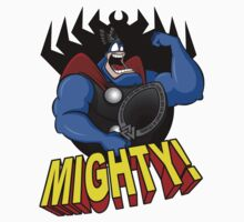 The Mighty Tick Kids Tee