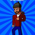 Manny the Sad Lumberjack by brennanpearson