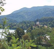 Slovenian Counryside by SkiCC