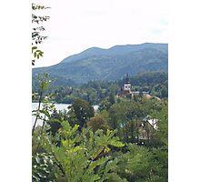 Slovenian Counryside Photographic Print