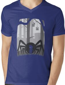 LIMBO - spider - LOST in dark Wood T-Shirt