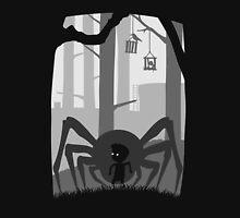 LIMBO - spider - LOST in dark Wood Unisex T-Shirt