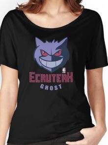 NPA Series - GHOST TYPE Women's Relaxed Fit T-Shirt