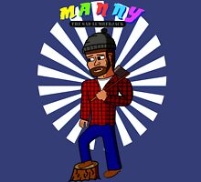 Manny the Sad Lumberjack Tee T-Shirt