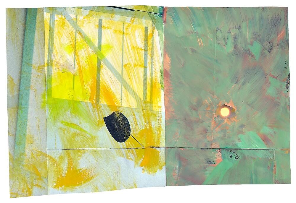 Color Study 6 by Claudia Abonia