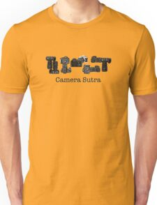 Camera Sutra Unisex T-Shirt