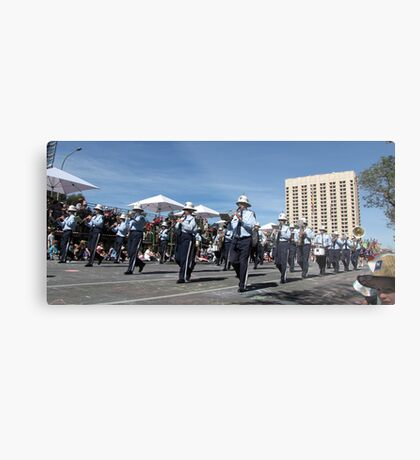 Pageant Band Metal Print