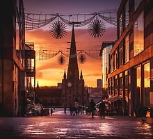 Christmas in Birmingham at the Bullring by RossJukesPhoto