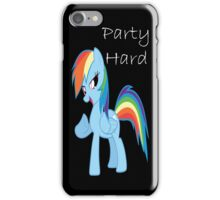 RD Party Hard iPhone Case/Skin