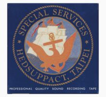Special Services by Stuart Beatty
