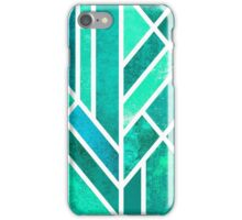 Art Deco Mermaid iPhone Case/Skin
