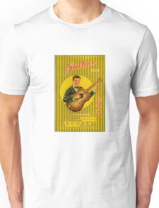 Guitar brand shirt box Unisex T-Shirt