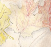 Leaves of Fall Sticker