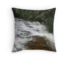 The Post-Cyclone Rush Throw Pillow