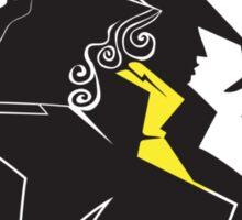 Carmen Sandiego - Everybody wanna find her Sticker