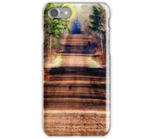 more than a country mile iPhone Case/Skin