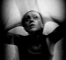 Self Portrait Movement #1 by blackalbino