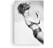 Burlesque 1 Canvas Print