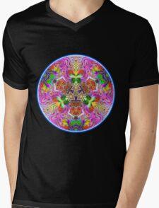 Aminoboogie Mens V-Neck T-Shirt