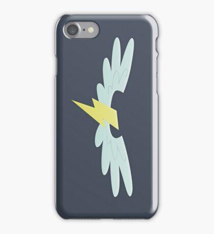 Wonderbolts logo iPhone Case/Skin