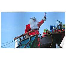 Father Christmas - Santa Poster