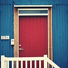 The red door by BenjFavrat