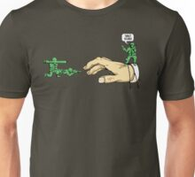 Target Secured Unisex T-Shirt