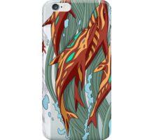 Aquamarine Revenge iPhone Case/Skin