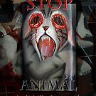 Stop Animal Testing by Melinda Kónya