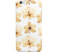 Floral. Orchids. iPhone Case/Skin
