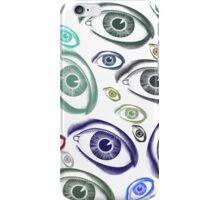 Eye Say iPhone Case/Skin