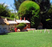 The Village Green by Akrotiri