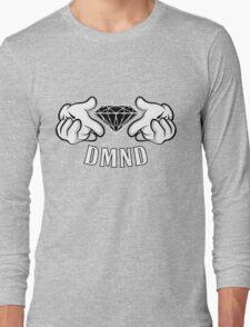 Diamond Hands DMND Long Sleeve T-Shirt