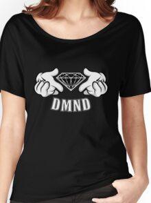 Diamond Hands DMND Women's Relaxed Fit T-Shirt