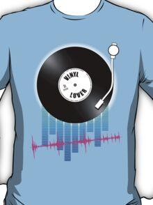 Vinyl Lover T-Shirt