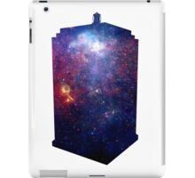 Police Box Space iPad Case/Skin