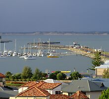Bunbury Harbour by Maureen Smith