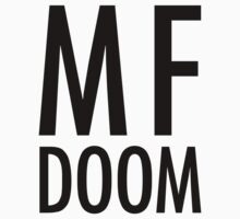 MF Doom by Timothy Mahoney