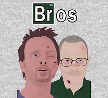 Breaking Bad - Bros Unisex T-Shirt