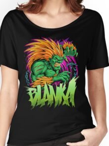Blanka Women's Relaxed Fit T-Shirt