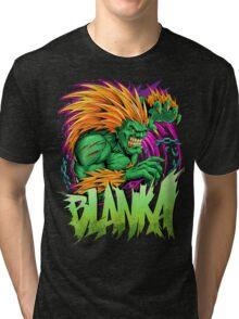 Blanka Tri-blend T-Shirt