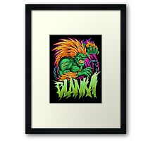 Blanka Framed Print