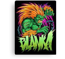 Blanka Canvas Print