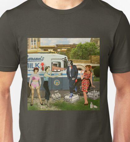 The Black Milkman Unisex T-Shirt