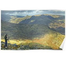 The Old Man Of Wetherlam Poster